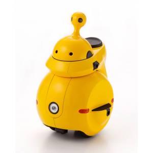 MARUTTOYS NOSERU [Yellow Ver.] 1/12 Plastic Model [Kotobukiya]