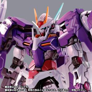 METAL BUILD GN-0000 + GNR-010 00 Trans-Am Riser Full Particle Ver. Tamashii Nation 2021 LIMITED EDITION [Bandai]