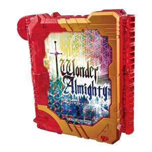 Kamen Rider Saber DX Wonder Almighty Wonder Ride Book LIMITED [Bandai]