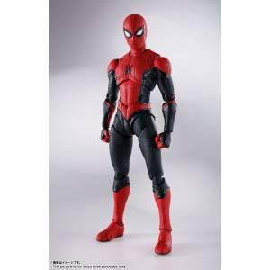 SH Figuarts Spider-Man: No Way Home - Spider-Man Upgraded Suit [Bandai]