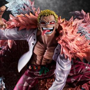 One Piece SA-MAXIMUM Donquixote Doflamingo Heavenly Demon Limited Edition [Portrait Of Pirates]