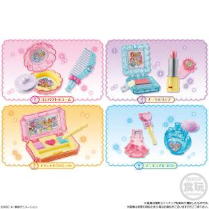 Tropical-Rouge! Pretty Cure Pretty Cure Make up Set 10Pack BOX (CANDY TOY) [Bandai]