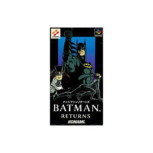 Batman Returns [SFC - Used Good Condition]