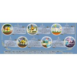Pokemon Terrarium Collection 7 6Pack BOX CANDY TOY Reissue [Rement]