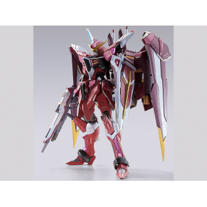 METAL BUILD Gundam SEED: ZGMF-X09A - Justice Gundam [Bandai]
