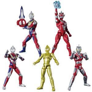 Super Dynamic Alpha Ultraman 10 pack box (CANDY TOY) [Bandai]