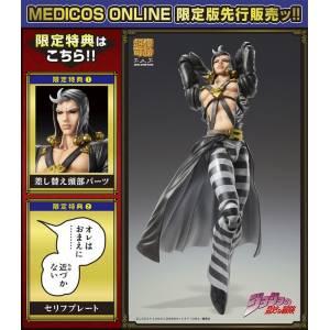 Super Action Statue Risotto Nero JoJo's Bizarre Adventure Golden Wing WF2020 Limited Edition [Medicos Entertainment]