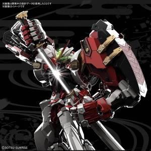 "MG 1/100 Gundam Seed: MBF-P02 Gundam Astray Red Frame ""Powered Red"" - Hi-Resolution Model [Bandai]"