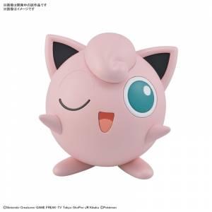 Pokemon Plamo Collection Quick 09 Jigglypuff Plastic Model [Bandai]