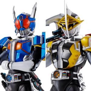 SH Figuarts Kamen Rider Den-O Rod Form / Ax Form LIMITED EDITION [Bandai]