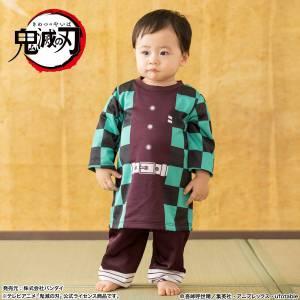 Kimetsu No Yaiba - Tanjiro Kamado - Baby Narikiri Suit [Bandai]