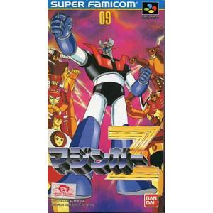 Mazinger Z [SFC - Used Good Condition]