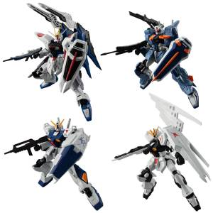 Mobile Suit Gundam: G Frame FA 01 - 10Pack Box CANDY TOY - LIMITED EDITION [Bandai]