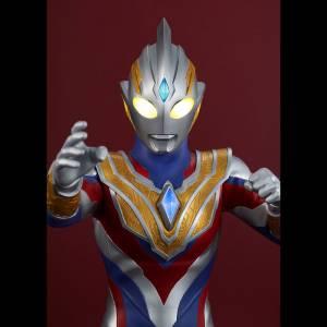 Ultraman Trigger - Ultimate Article (multi-type) LIMITED EDITION [Bandai]