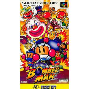 Super Bomberman [SFC - Used Good Condition]