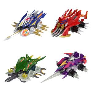 SMP Crush Gear BATTLE 2 - Crush Gear TURBO 20th Anniversary LIMITED EDITION (CANDY TOY) [Bandai]