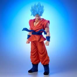 Gigantic Series: Super Saiyan God - Son Goku - Clear Ver. LIMITED EDITION [Bandai]