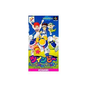 TwinBee - Rainbow Bell Adventure [SFC - Used Good Condition]