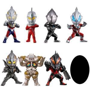 CONVERGE MOTION Ultraman 2 - 10 Pack BOX (CANDY TOY) [Bandai]