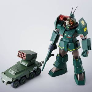 HI-METAL R: Taiyou no Kiba Dougram - Soltic H8 Round Facer & Instead - 40th Anniversary Ver. LIMITED EDITION [Bandai]