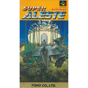 Super Aleste [SFC - Used Good Condition]