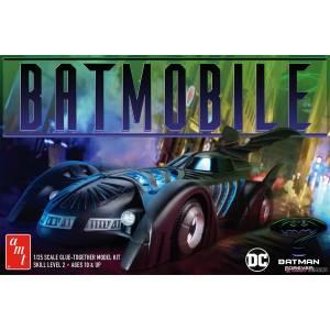 Batman Forever: Batmobile - Plastic Model 1/25 [AMT]