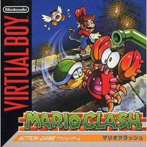 Mario Clash [VB - Used Good Condition]
