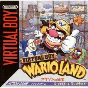 Virtual Boy Wario Land - Awazon no Hihou [VB - occasion BE]