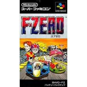 F-Zero [SFC - occasion BE]