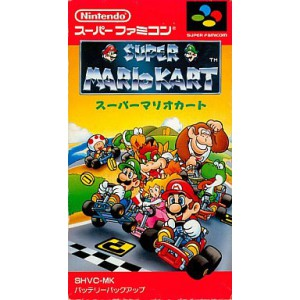 Super Mario Kart [SFC - Used Good Condition]