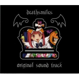 Death Smiles OST [Music CD]
