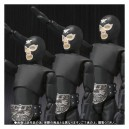 Shocker Soldier (Black Set of 3) - Edition Limitée [SH Figuarts]