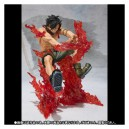 One Piece - Portgas D. Ace Battle Ver. Cross Fire - Limited Edition [Figuarts ZERO]