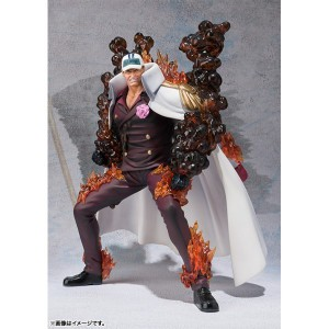One Piece - Akainu (Sakazuki) Battle Ver. [Figuarts Zero]