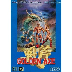 Golden Axe [MD - Used Good Condition]