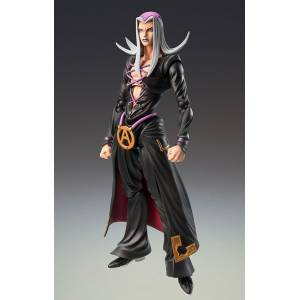 JoJo's Bizarre Adventure Part.V 58 - Leone Abbacchio (Hirohiko Araki Specified Color) [Super Action Statue]
