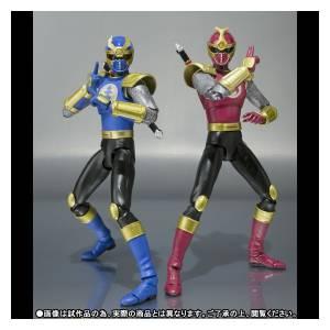 Kuwaga Raiger & Kabuto Raiger Set - Edition Limitée [SH Figuarts]