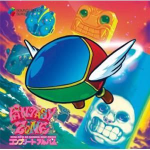 Fantasy Zone Complete Album (Sega Store Limited)