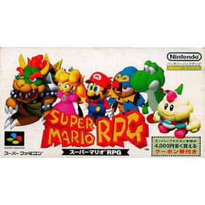 Super Mario RPG / Legend of the Seven Stars [SFC - Used Good Condition]