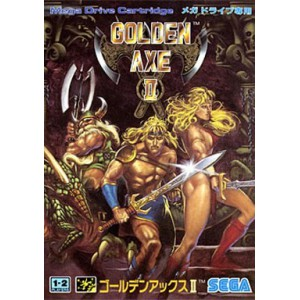 Golden Axe II [MD - Used Good Condition]