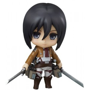 Attack on Titan / Shingeki no Kyojin - Mikasa Ackerman [Nendoroid 365]
