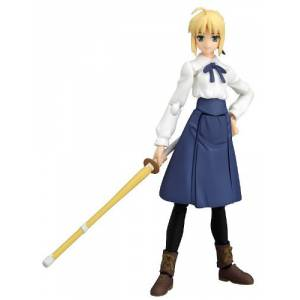 Fate/stay night - Saber Casual Ver [Figma 050]