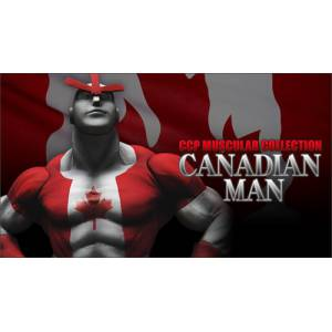Kinnikuman - Canadianman [CCP Muscular Collection Vol.032]