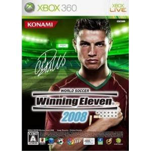 Winning Eleven 2008/ Pro Evolution Soccer 2008 (X360) [occasion]