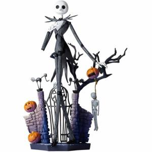 Nightmare Before Christmas - Jack Skellington(Regular Edition) [Tokusatsu Revoltech No.005]