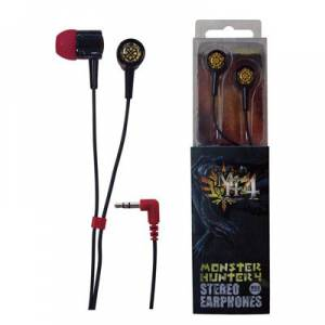 Monster Hunter - Stereo Earphone [Goodies]