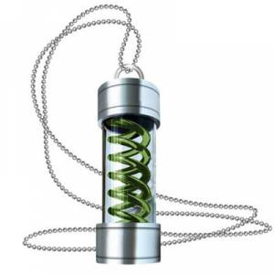 BIOHAZARD - Pendant (Green)  [Goodies]