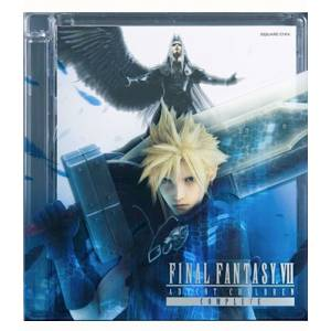 Final Fantasy VII Advent Children Complete Trial Version [used/ Blu-ray]