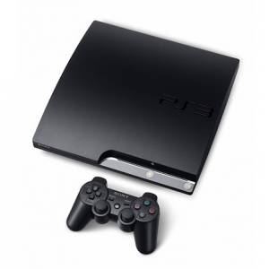 PlayStation 3 Slim 160GB Charcoal Black [brand new]