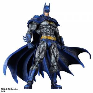 Batman Arkham City - Batman (1970s Bat Suit Skin) [Play Arts Kai]